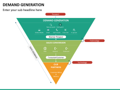 Demand generation PPT slide 24