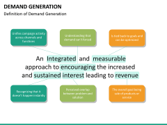 Demand generation PPT slide 26