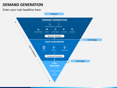 Demand generation PPT slide 1