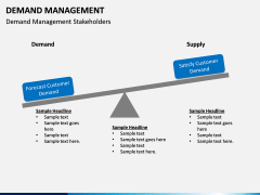 Demand management PPT slide 16