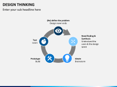 Design thinking PPT slide 15