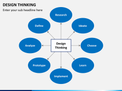 Design thinking PPT slide 5