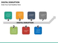 Digital Disruption PPT slide 14