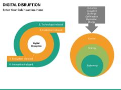 Digital Disruption PPT slide 21