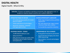 Digital Health PPT slide 4