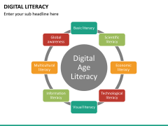 Digital literacy PPT slide 13