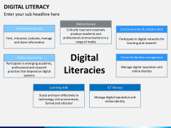 Digital literacy PPT slide 7