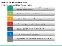 Digital Transformation PPT slide 52