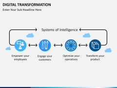 Digital Transformation PPT slide 14