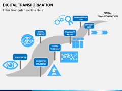 Digital Transformation PPT slide 6