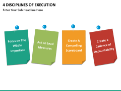 4 Disciplines of Execution PPT slide 7