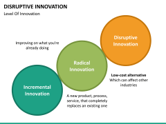 Disruptive innovation PPT slide 23