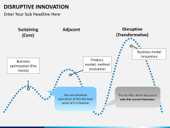 Disruptive innovation PPT slide 2