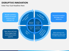 Disruptive innovation PPT slide 8
