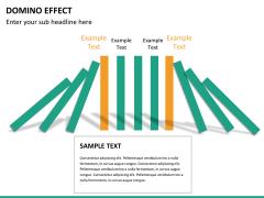Domino effect PPT slide 20