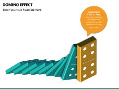 Domino effect PPT slide 13