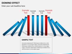 Domino effect PPT slide 10