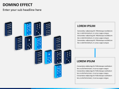 Domino effect PPT slide 6