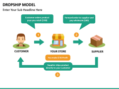 Dropship Model PPT slide 8
