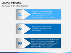 Dropship Model PPT slide 6