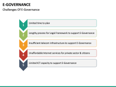 E-Governance PPT slide 26