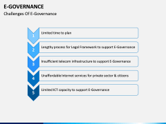 E-Governance PPT slide 10