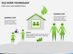 Eco home technology PPT slide 4