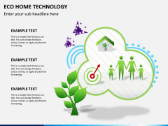 Eco home technology PPT slide 5