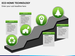 Eco home technology PPT slide 8