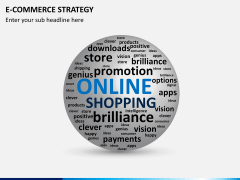 E-commerce strategy PPT slide 19