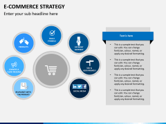 E-commerce strategy PPT slide 2