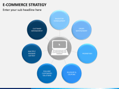 E-commerce strategy PPT slide 5
