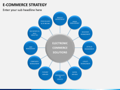 E-commerce strategy PPT slide 6