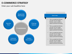 E-commerce strategy PPT slide 9