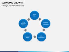 Economic growth PPT slide 3