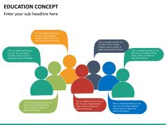 Education concept PPT slide 15