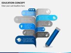 Education concept PPT slide 3