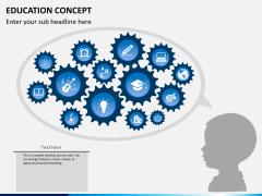 Education concept PPT slide 4