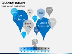 Education concept PPT slide 5