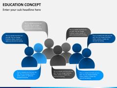 Education concept PPT slide 7