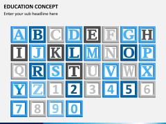 Education concept PPT slide 8