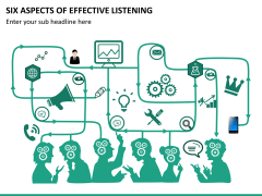 6 Aspects of effective listening PPT slide 14