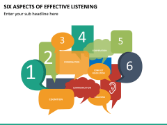 6 Aspects of effective listening PPT slide 15