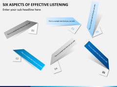 6 Aspects of effective listening PPT slide 6
