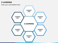 E-learning PPT slide 13