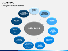 E-learning PPT slide 7