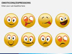 Emoticons PPT slide 2