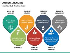 Employee benefits PPT slide 10