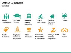 Employee benefits PPT slide 16
