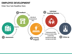 Employee Development PPT slide 26